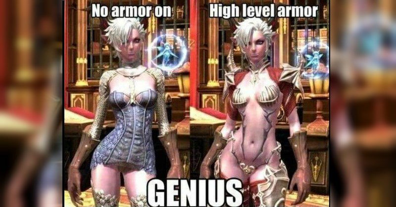 Funny Moments of Classic Video Game Logic