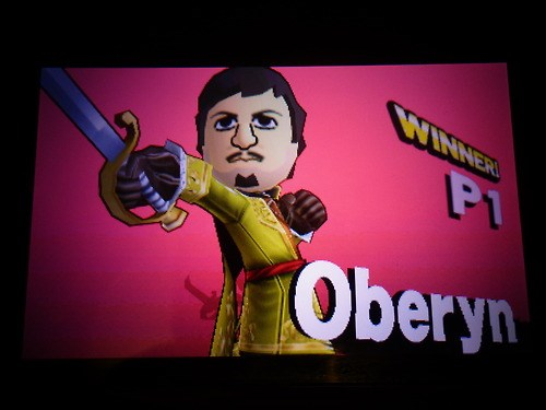 best mii fighter creations | Person - WINNER PI Oberyn