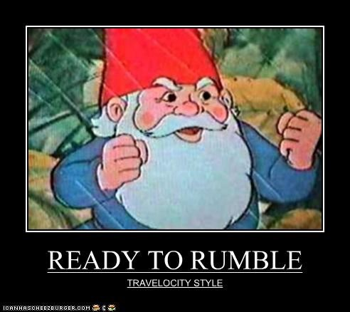 READY TO RUMBLE TRAVELOCITY STYLE