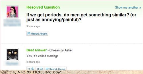 biology gender issues Yahoo Answer Fails - 3239361792