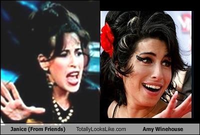 amy winehouse friends maggie wheeler singer TV
