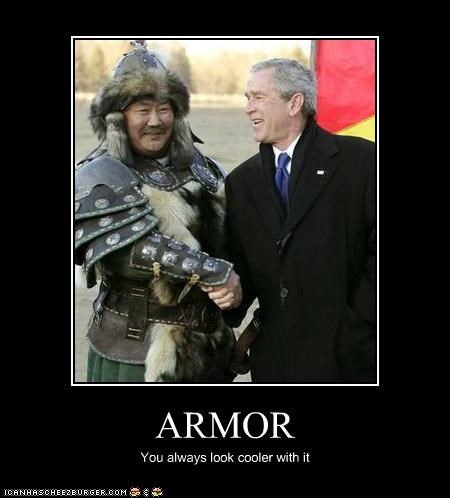 demotivational funny george w bush lolz president - 3242984448