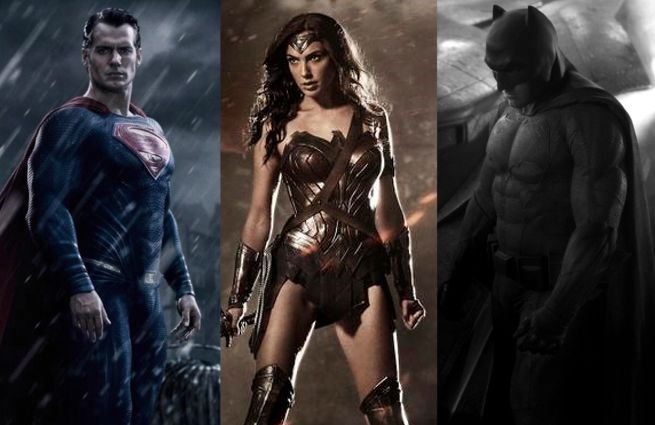 DC movies justice league Warner bros list