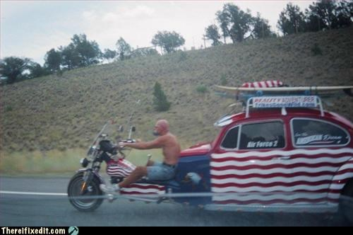 American Flag,car,mod,motorcycle,not street legal