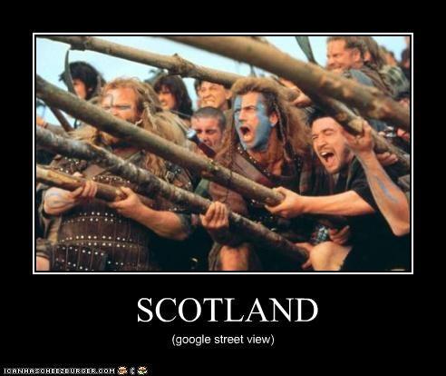 Braveheart google mel gibson scotland - 3245468928