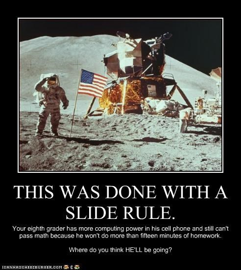 astronaut demotivational education Hall of Fame lolz space - 3246987776