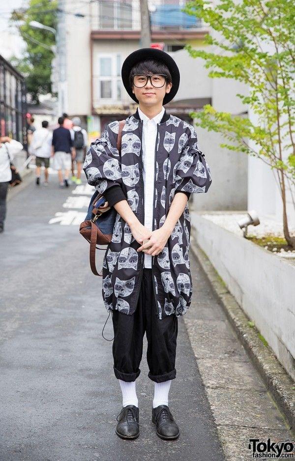 cat lovers wearing cat fashion