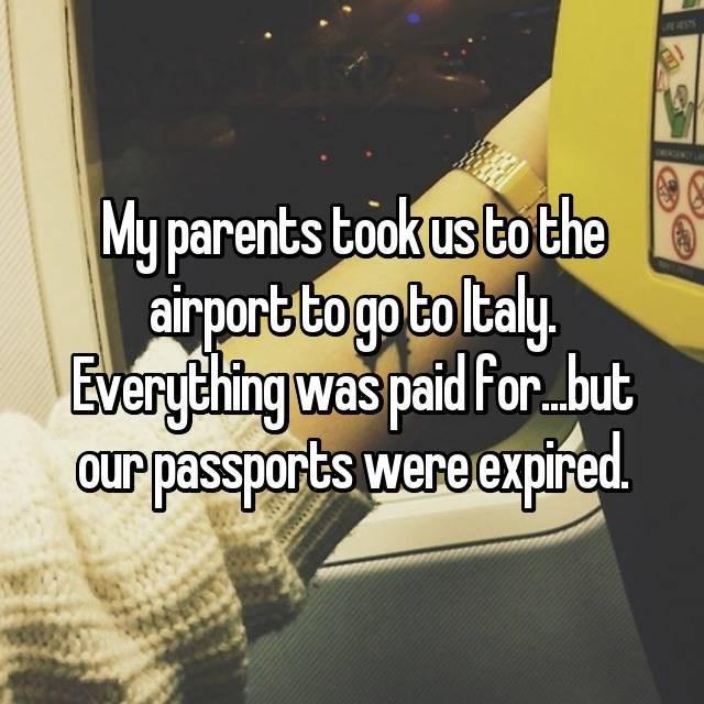 family funny vacation - 3247877