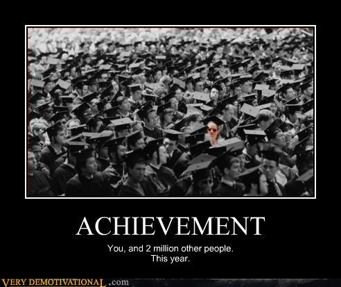 ACHIEVEMENT You, and 2 million other people. This year.