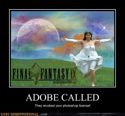 photoshop ridiculous FFIX - 3254659328