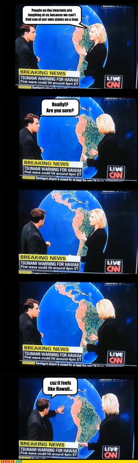 cnn Hawaii news storms the internets - 3255406336