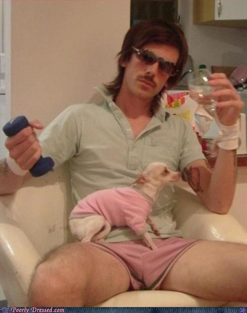 dont-drag-the-dog-into-this,facial hair,hipsters,short shorts