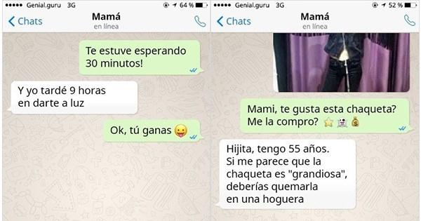 lista chats padres