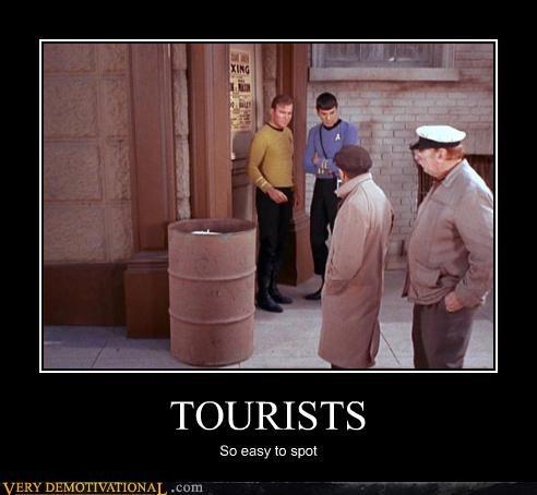 tourists Star Trek time travel - 3257778432