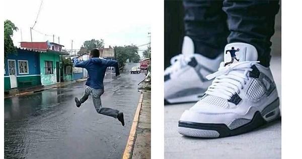 photoshop salto chico