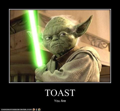 TOAST You Are