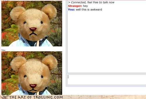 bears Chat Roulette pedobear shopped soft and cuddley - 3259614720