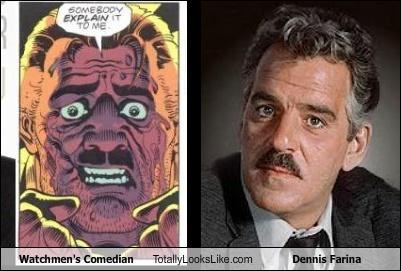 actor,comedian,dennis farina,the watchmen
