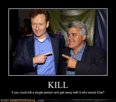 horrible,jay leno,conan obrien