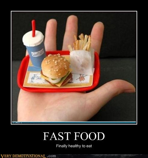 burger fast food portion control