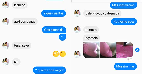 chica quiere chat hot