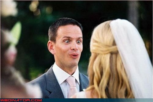 crazy groom high energy o face shocked and awed surprise technical difficulties were-in-love WoW