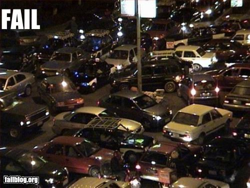 cars g rated parking lot traffic - 3269433344