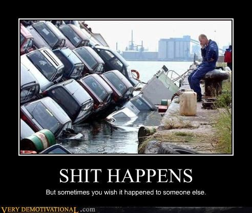 accident cars demotivational hilarious passing the buck Terrifying - 3271386624
