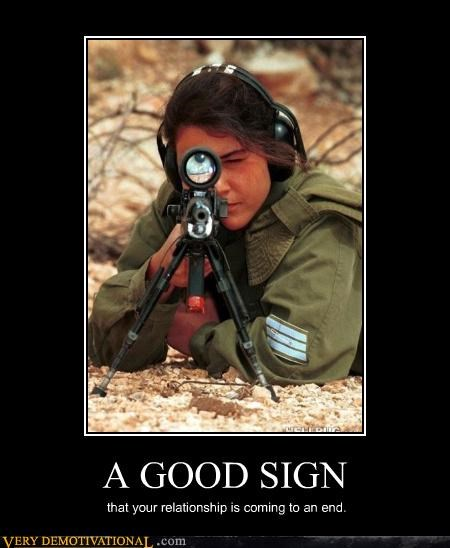 Sexy Ladies,scope,sniper