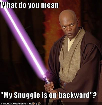 clothing Jedi masters Samuel L Jackson sci fi snuggie star wars - 3273445632