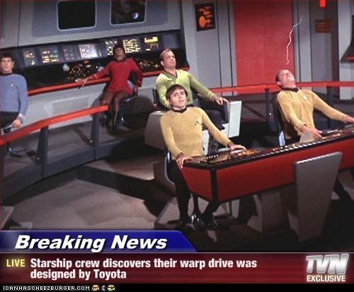 sci fi Shatnerday Star Trek toyota - 3274380032