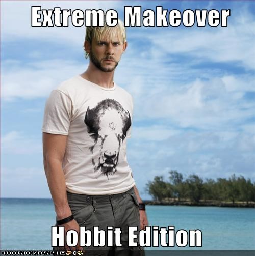 dominic monaghan extreme-makeover-home-edition hobbits Lord of the Rings lost sci fi - 3275357952