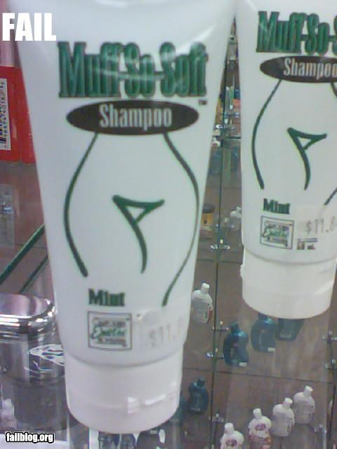 adult novelty store,muff,shampoo