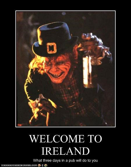 drinking Ireland leprechaun St Patrick's Day - 3278999808