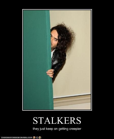 STALKERS they just keep on getting creepier