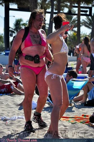 beachwear,bikinis,drag,ill fitting,lifes-a-beach