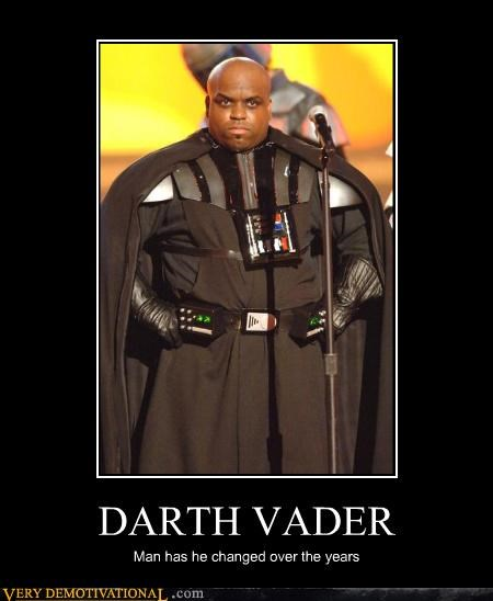 changing,darth vader,Not James Earl Jones,prequels,Pure Awesome,star wars