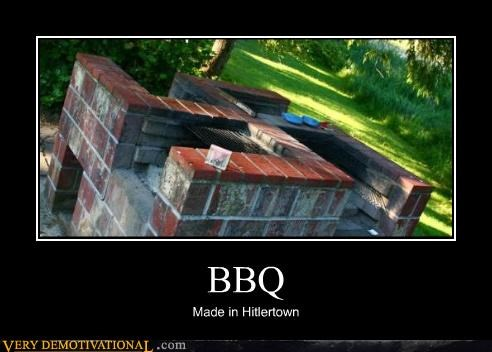 bbq demotivational hilarious wtf