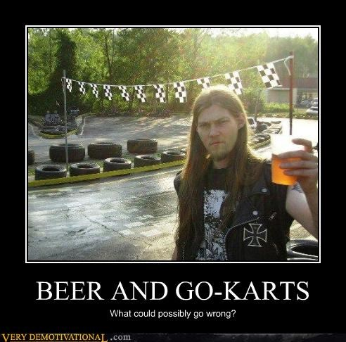 beer demotivational FAIL idiots Pure Awesome - 3288544256