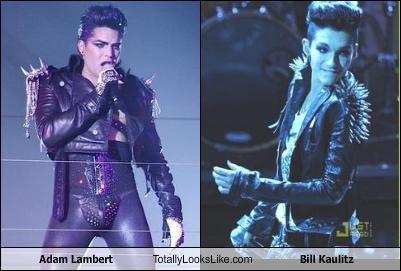 adam lambert American Idol bill kaultiz Germany singers Tokio Hotel - 3288730368