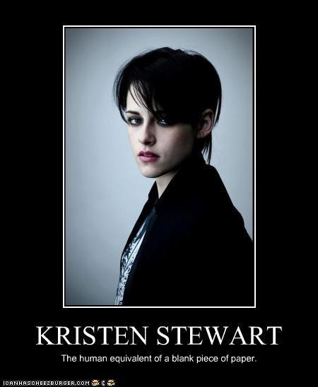 bad actress kristen stewart twilight - 3289684480