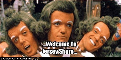 fake tan guidos jersey shore oompah loompahs orange