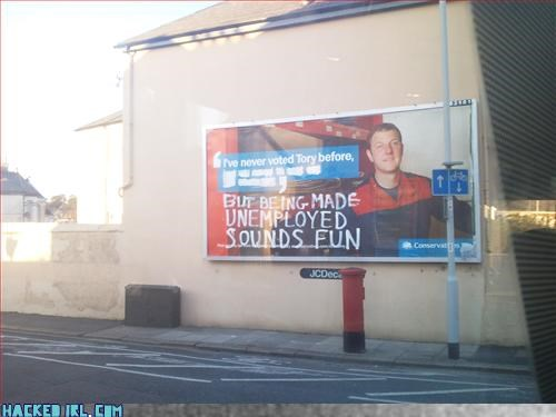 billboard politics Star Trek - 3291769344