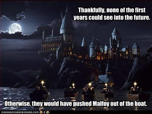 draco malfoy Harry Potter Hogwarts sci fi - 3291838720
