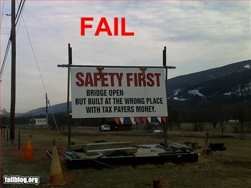 bridge built g rated location open signs taxes wrong - 3293008640