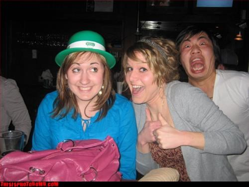 friends,funny face,love,Perfect Timing
