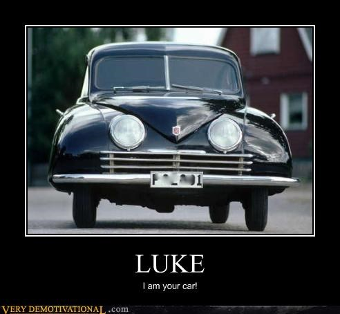 car,demotivational,hilarious,mark hamil,star wars