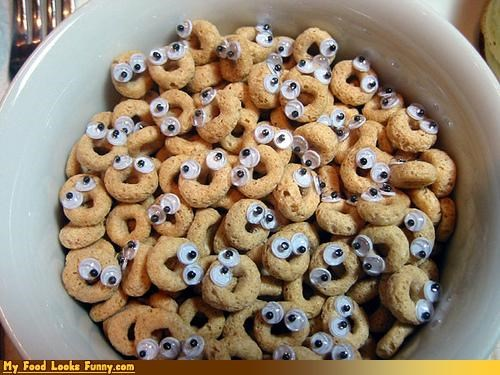 cereal,cereals-grains,cheerios,googly eyes,inedible
