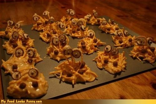 a lot baking sheet cookies flying spaghetti monster - 3295539200