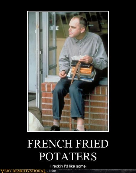French fried potaters